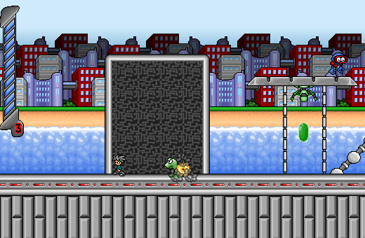Mega Clone Screen by raize