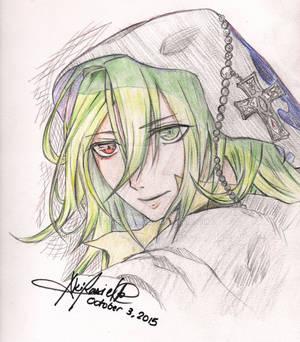 Ukyo the Joker