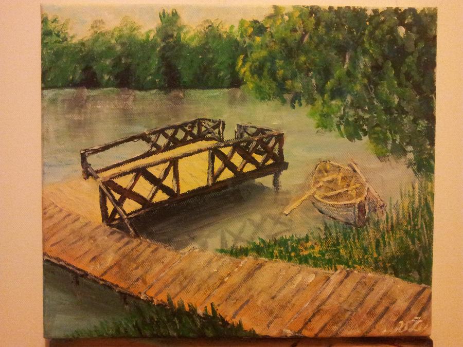 Lake by VaidasZilys