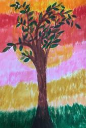 Leetle Tree by traycon300