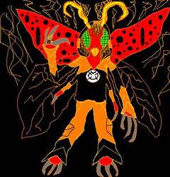 ME 3.1 aka Orange Lanturn T4 by Tentomon4