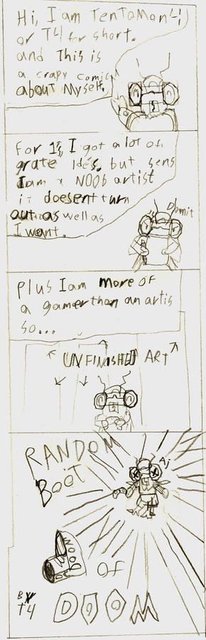 Crapy Comic