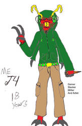 ME 2.0 by Tentomon4