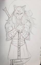 Fenris Runestone, War Ready