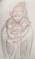 Macha's Loving Family