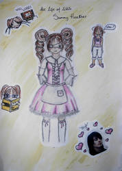 Old :: Little Sammy Heather by Natasha-V