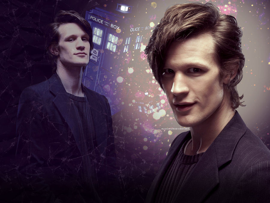 the eleventh doctor. by aliiicimo