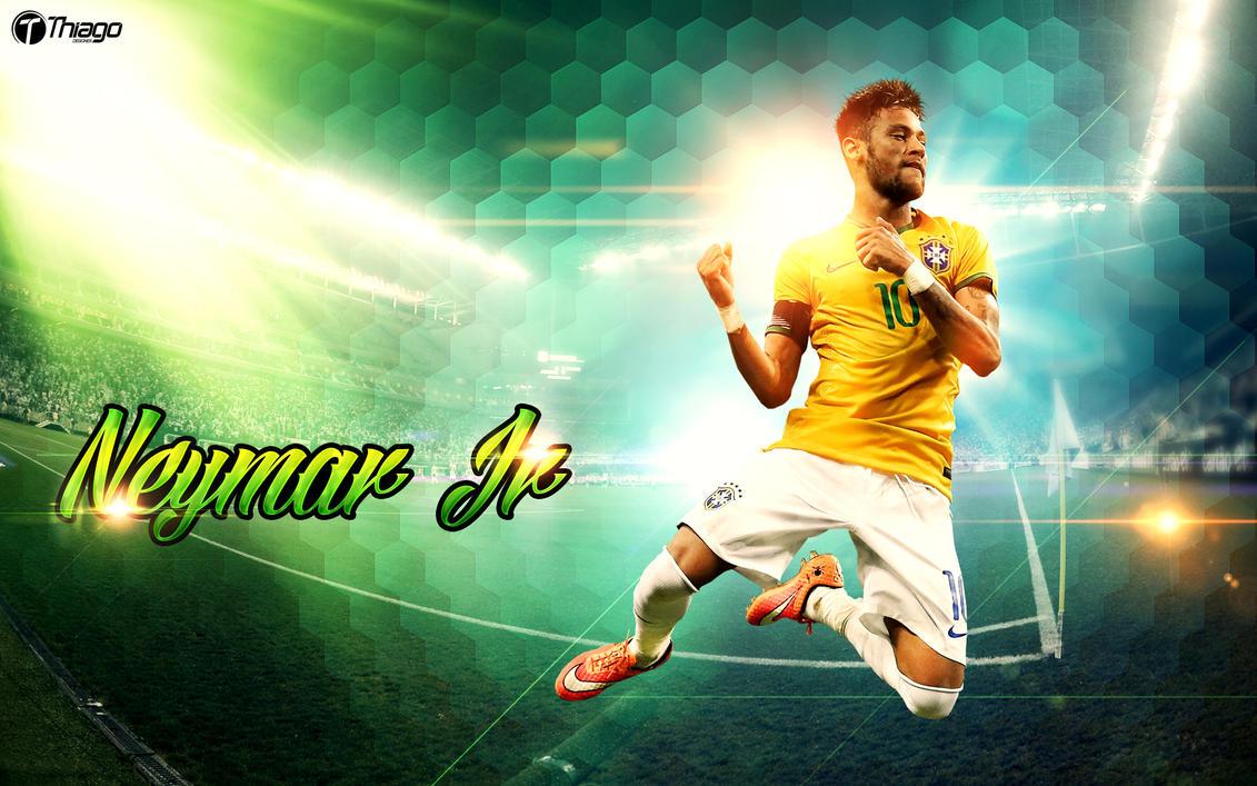 Neymar Jr Wallpaper By THIAGOJUSTINO