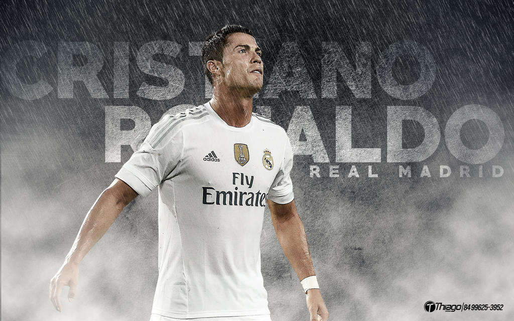 Wallpaper cristiano ronaldo by thiagojustino on deviantart wallpaper cristiano ronaldo by thiagojustino voltagebd Image collections