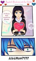 Mini comic San Valentin Parte 1