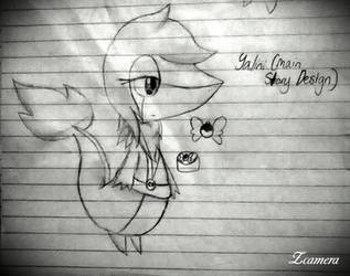 Yalini (Main Story Design) by StarlightNexus-Chan