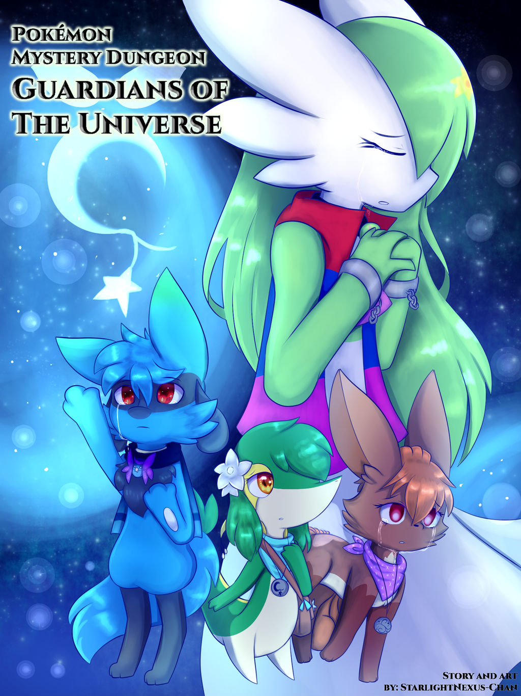 Pokemon Mystery Dungeon: Guardians of the Universe