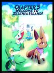 PMD GOTU Chapter 5: Welcome to Zelenia Island!