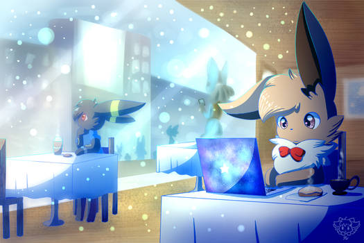 (Eevee) Ice Cafe