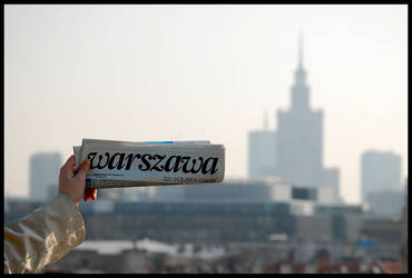 Warsaw by endrius