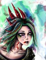 Surreal Post-Gothic #6 by tsukiko-kiyomidzu