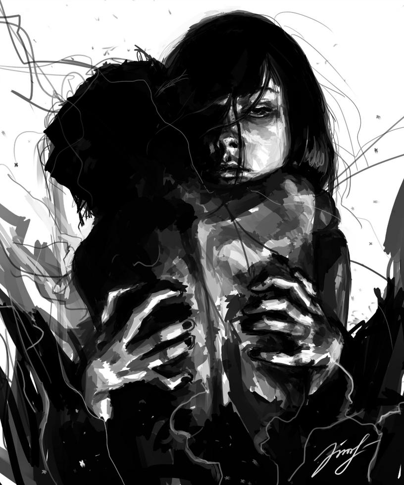 Absorption by tsukiko-kiyomidzu