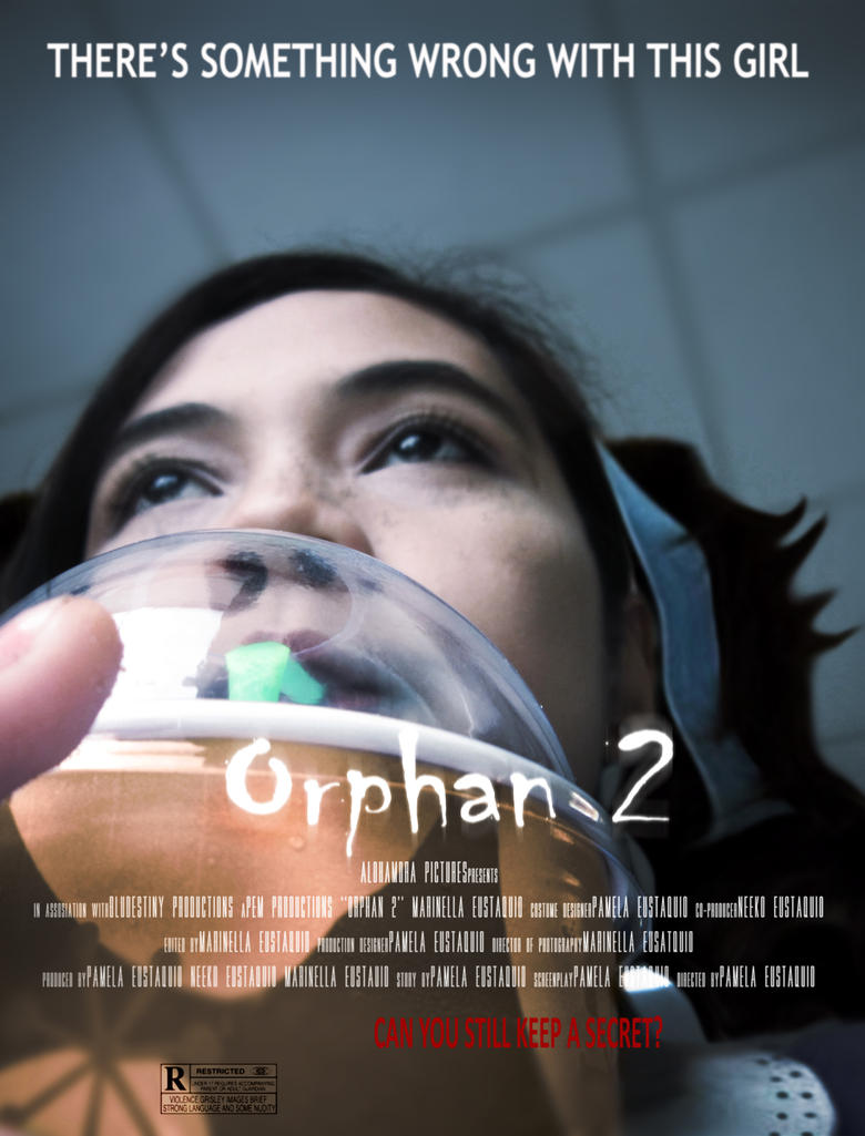 my orphan 2 poster d by mmmateo13 on deviantart