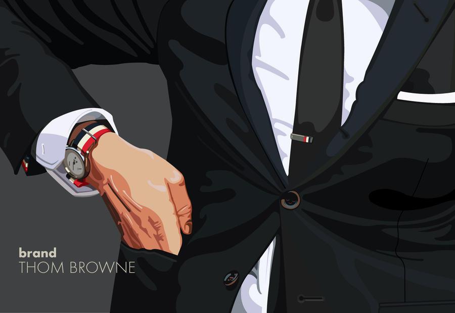 Thom Browne By Ivankasaj