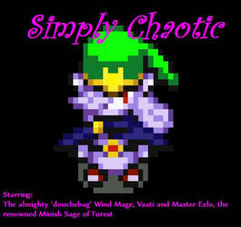 Simply Chaotic cover by SweeneysVendetta