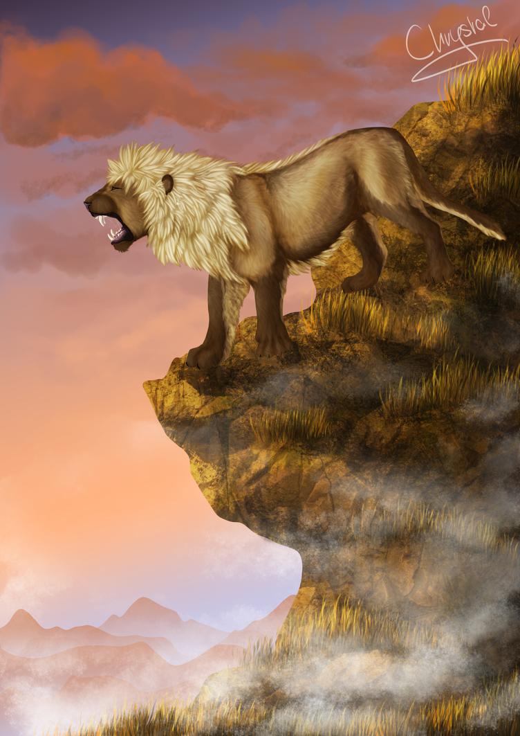 Hear me roar by ZannaArt
