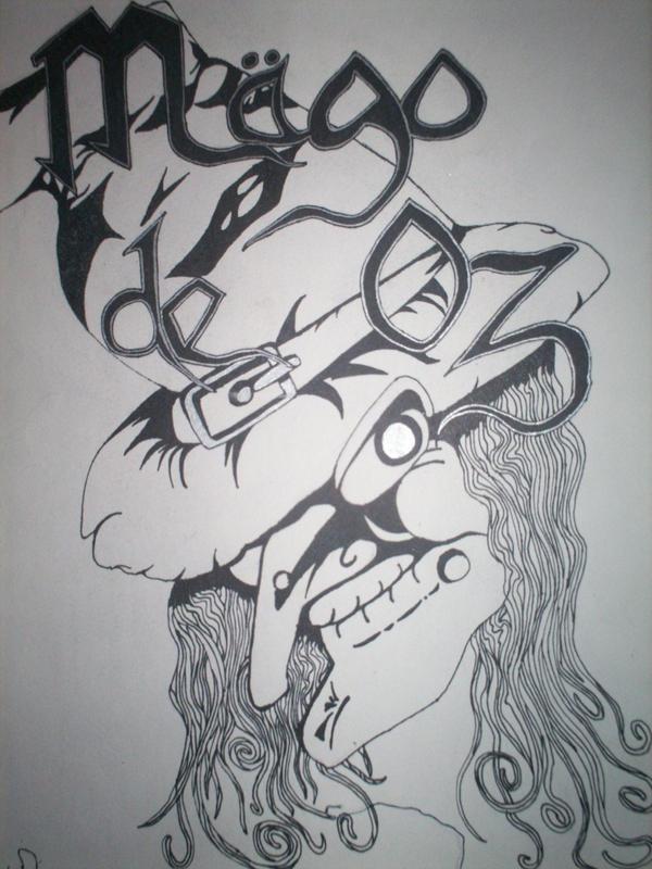 Mago de Oz  la bruja by NigerLux on DeviantArt