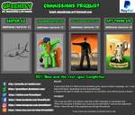 Commissions List!