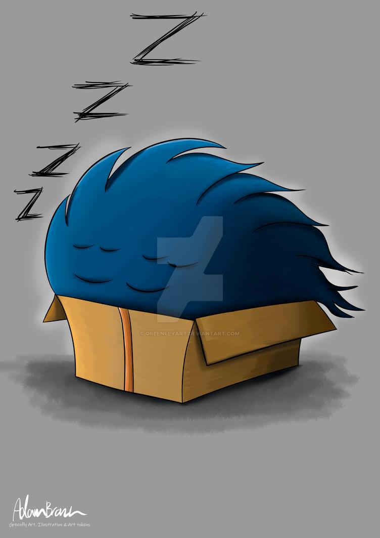 My Box by GreenflyArt