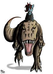 T Rex: Theme