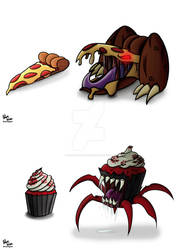 Monster foods