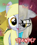 The Two Sides of Discordant Derpy