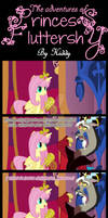 The Adventures Of Princess Fluttershy