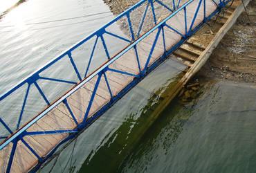 secret stairway by vladmacaru