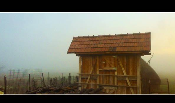 Morning in Cuzdrioara