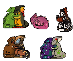 Birthday pixels! (and more)