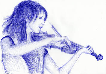 Lindsey Stirling by sarims