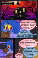 Realm of Dreams - PAGE 1 by LittleMissDevil21