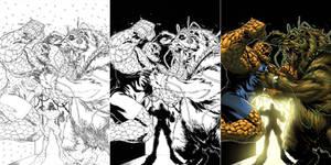 Ultimate Fantastic Four 47