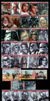 Sketch cards by diablo2003