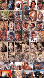 Indiana Jones by diablo2003