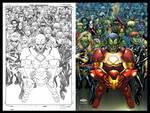 Avengers: Initiative cover 15