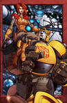 GI Joe-Transformers cover and