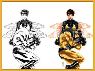 Avengers Initiative 20 cover by diablo2003