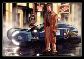 Bladerunner: The Animation