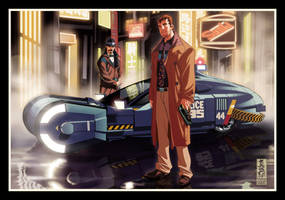 Bladerunner: The Animation by diablo2003