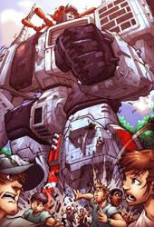 Transformers: Metrplex