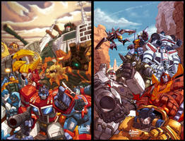 Transformers covers