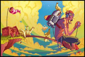 2008 Sketchbook cover