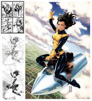 Uncanny X-Men 522 cover by diablo2003