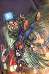 Marvel Age:Spiderman cover 1